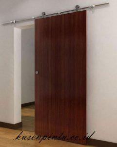 Daun Pintu Rumah Dorong