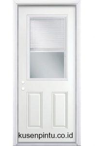 Dijual Pintu Rumah Cat Putih