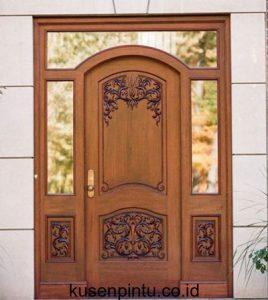 Pintu Rumah Ukiran Jepara