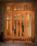 Pintu Rumah Tinggi 4 Meter