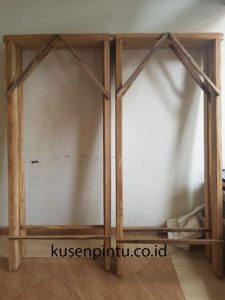 Model Kusen 1 Pintu