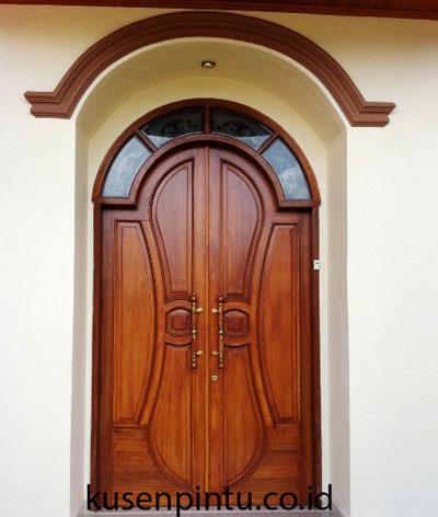 Kusen Pintu Masjid Minimalis