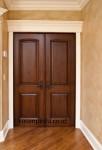Pintu Hotel Kayu Jati Solid