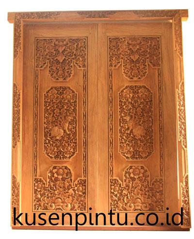 Pintu Masjid Klasik