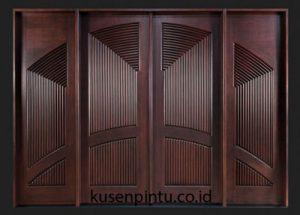 Pintu Utama Masjid Minimalis