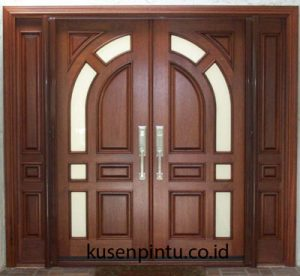 Pintu Masjid Model Lengkung
